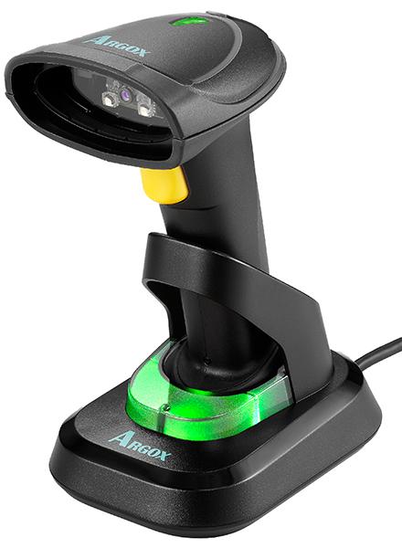 Bluetooth Funk Barcodescanner ARGOX AI-6801 mit Station Bild 0