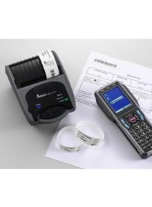 Mobiler Bluetooth-Drucker für Etiketten ARGOX AME-3230B Bild 3