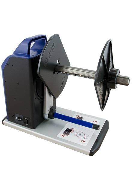 Etiketten-Aufwickler Godex T20 178mm Breite /150mm Durchmesser Bild 0