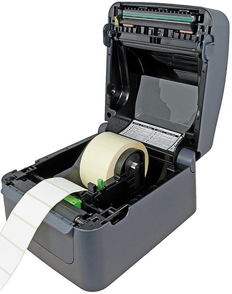 Thermo-Direkt Etikettendrucker ARGOX D4-250 Netzwerk/Ethernet Bild 1