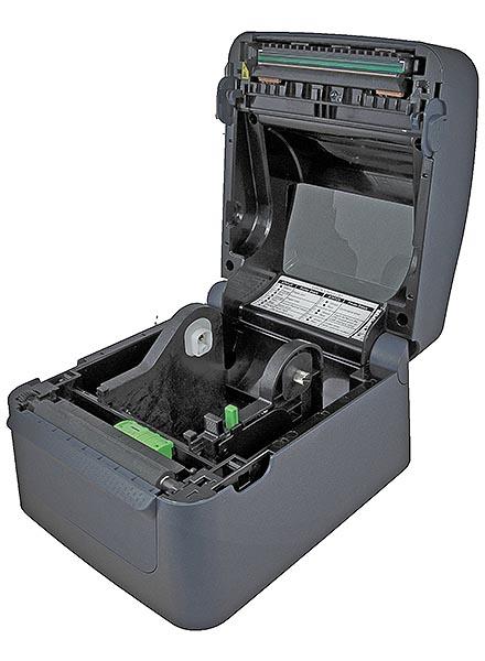 Thermo-Direkt Etikettendrucker ARGOX D4-250 Netzwerk/Ethernet Bild 2