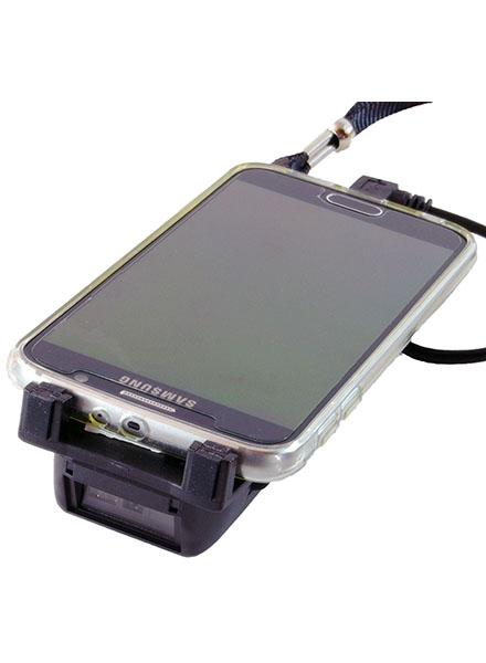 2D Mobiler Barcodescanner Bluetooth ISA800-2D Android IOS Bild 1