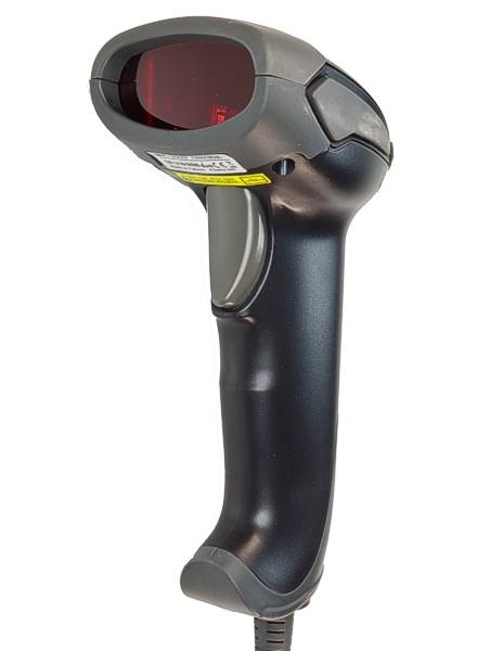 Laser Barcodescanner ALBASCA MK-2500 USB Kabel Bild 1
