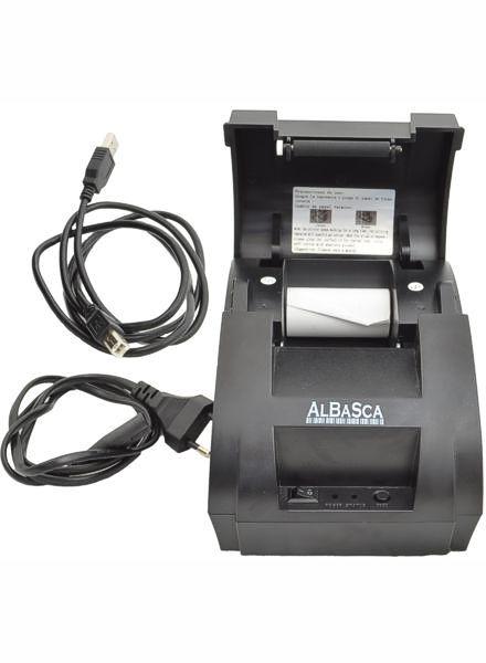POS-Thermo Bon-Kassendrucker Albasca WTS-5800 USB 58mm Bild 1
