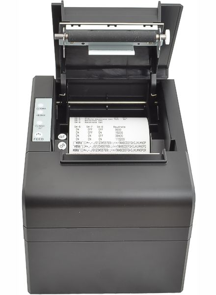 Thermodrucker Kasse Bondrucker Albasca RTS-8330BN Bluetooth Bild 1
