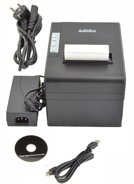 Bluetooth Drucker Kassenrollen Albasca RTS-8330BN Android/PC/IOS Bild 2