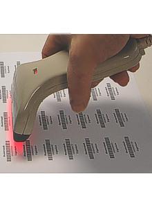Barcodescanner USB Albasca LED-CCD-820 PRO-LINE Kontakt Bild 3