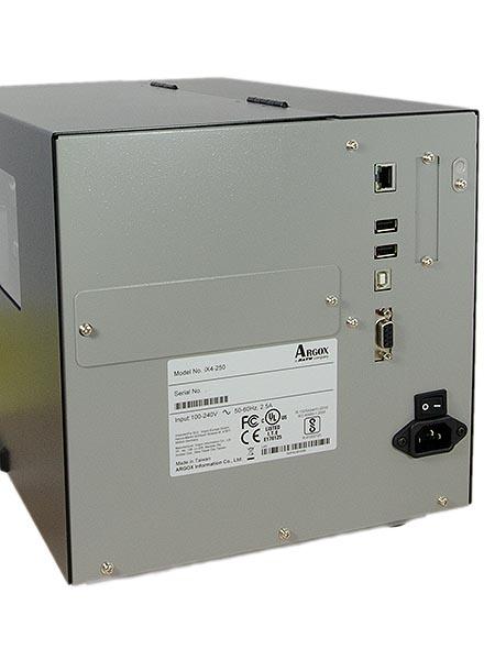 Thermotransfer-Etikettendrucker IX4-250 ARGOX Industrie Netzwerk USB Bild 5