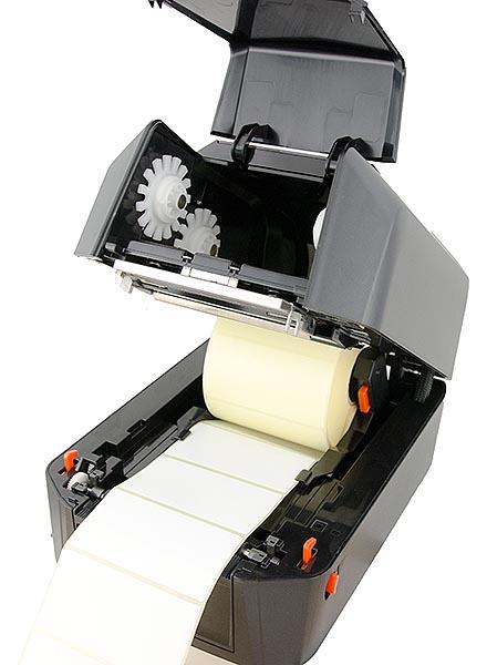 LP433A Stand-Alone Thermotransfer-Etikettendrucker  300dpi Bild 5