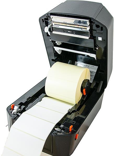 LP433A Stand-Alone Thermotransfer-Etikettendrucker  300dpi Bild 4