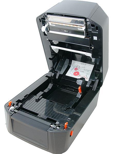 LP433A Stand-Alone Thermotransfer-Etikettendrucker  300dpi Bild 3