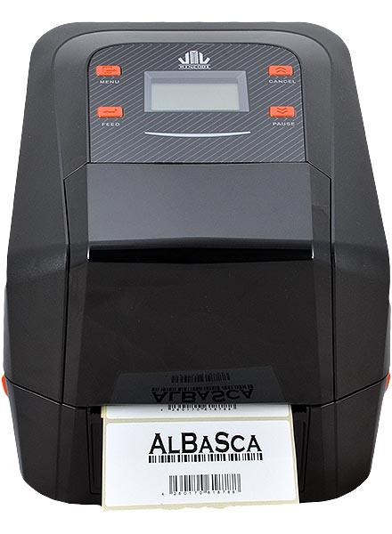 LP433A Stand-Alone Thermotransfer-Etikettendrucker  300dpi Bild 2