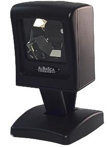 Albasca N-93 OMNI-Direktionaler Stand-Laser-Barcode-Scanner USB Bild 0