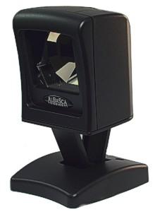 Albasca N-93 OMNI-Direktionaler Stand-Laser-Barcode-Scanner USB Bild 1
