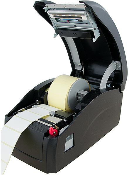 ALBASCA RTS-L80USE 80mm Thermodrucker Bild 3