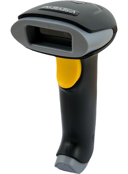 Laser Barcodescanner ALBASCA TS-500 USB Kabel Bild 0