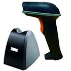 2D Barcode Scanner Funk-Bluetooth Albasca LS6307BU + Station